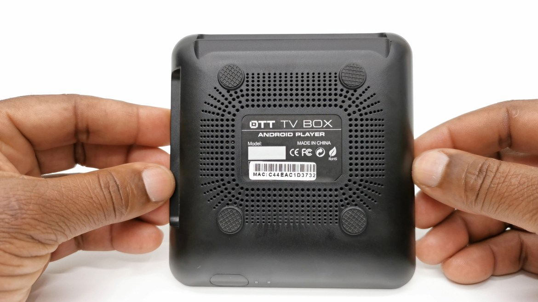 MXQ G9X3 bottom vents
