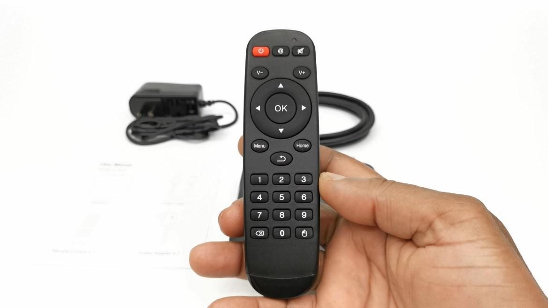 MXQ M12 IR Remote