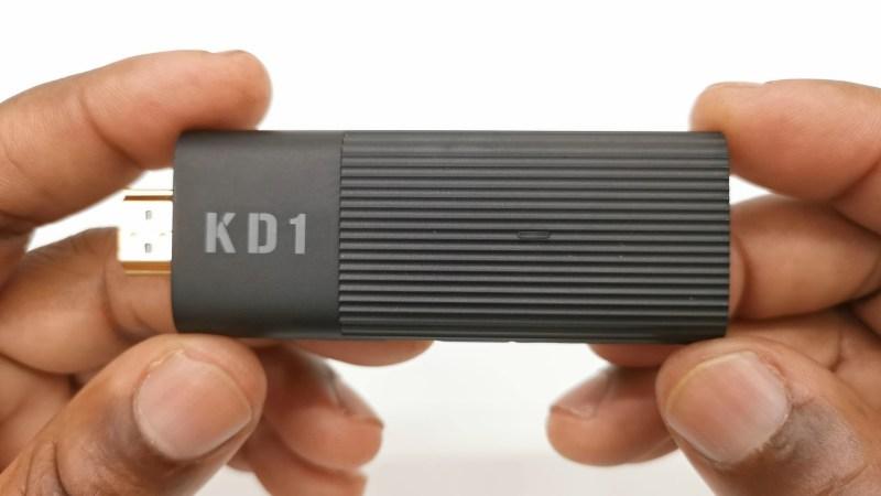 Mecool KD1 LED Power light