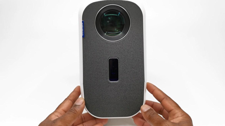 Vivibright D3000 Front Lens and IR sensor