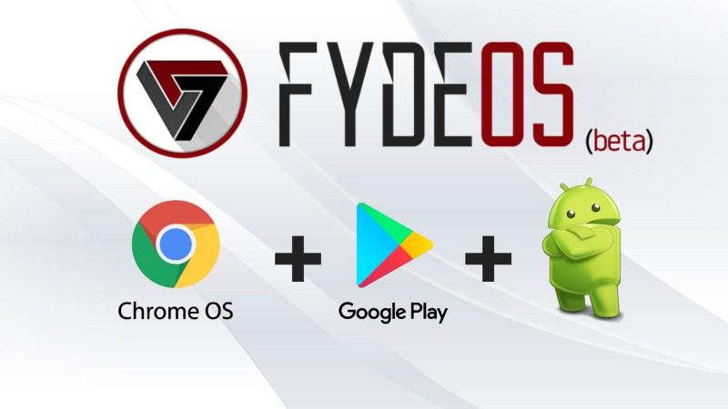 FydeOS Operating System