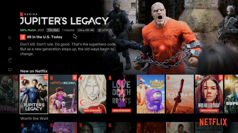 Mecool KM2 Netflix in HD 4K Atmos