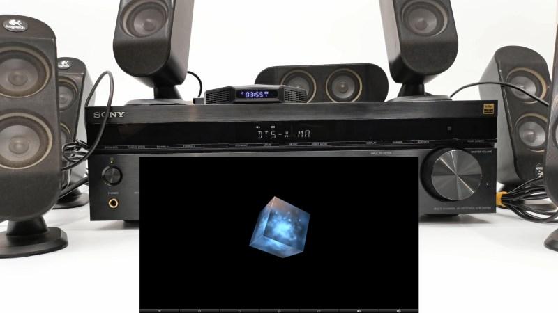 A95X F4 Digital Surround sound audio