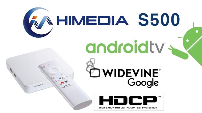 HiMEDIA S500 TV Box