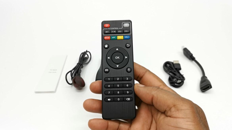 TOX2 TV Stick Infrared remote control