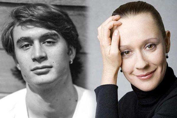 Актриса Евгения Дмитриева рассказала о жизни с мужем ...