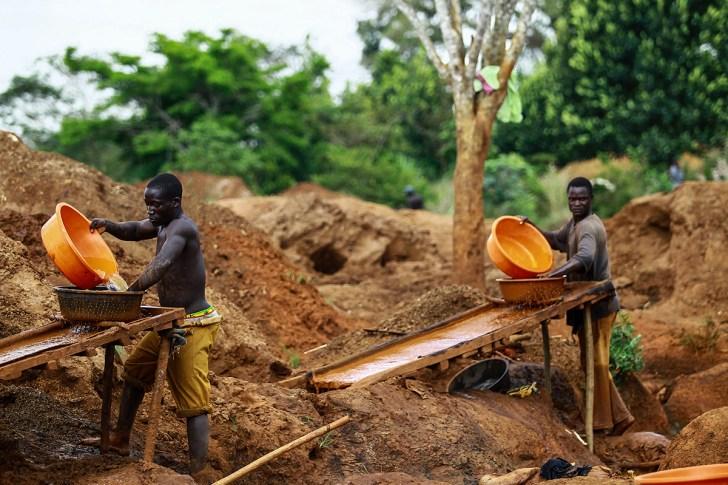Image result for FG, Ogun set to go hard on illegal miners