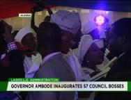 Inuagurated Lagos LG bosses-TVC