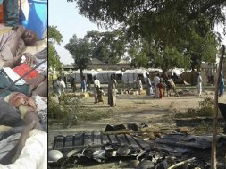 Air-strike-Rann-IDP-Camp