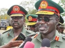 Army Chief Buratai-TVC