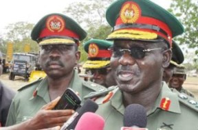 Army Chief Buratai-TVC