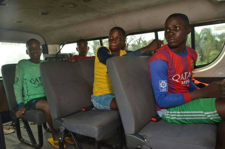 IGBONLA BOYS: Kidnapped in Lagos, freed in Ondo, 64 days after!