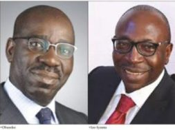 Godwin Obaseki and Ize-Iyamu-TVC