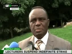 Professor Peter Okebukola - TVC