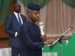 Acting President Yemi Osinbajo-TVC