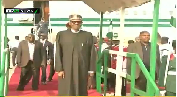 PDP welcomes Buhari back to Nigeria