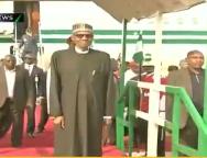 Buhari returned -TVC