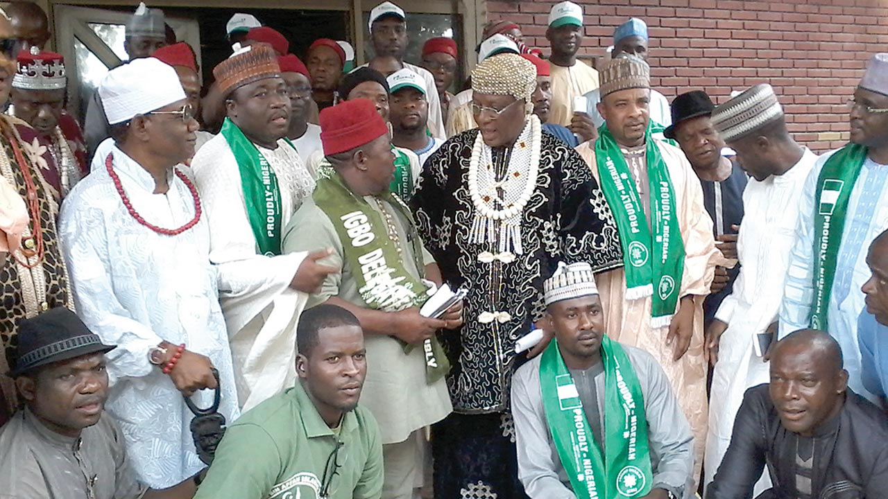 Arewa youths withdraw October 1 quit notice to Igbos