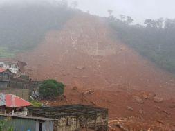 Sierra Leone Mudslide - TVC