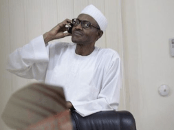 buhari-phone-call