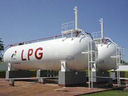 Gas plant-TVC