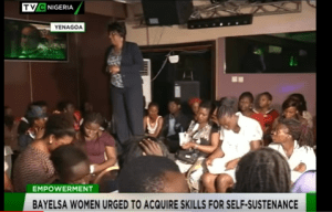 Bayelsa women -TVC