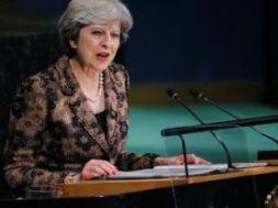 Theresa May -TVC