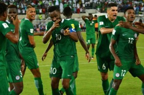 Super Eagles VS Argentina-TVC