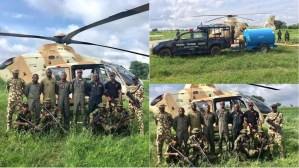 Image result for Airforce reiterates commitment to protect Nigeria's territorial integrity