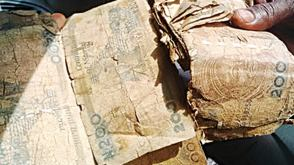 Image result for CBN to withdraw dirty notes from circulation