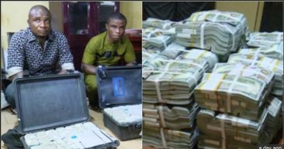 Image result for Bankers Warehouse demands apology from EFCC over seized $2.8m