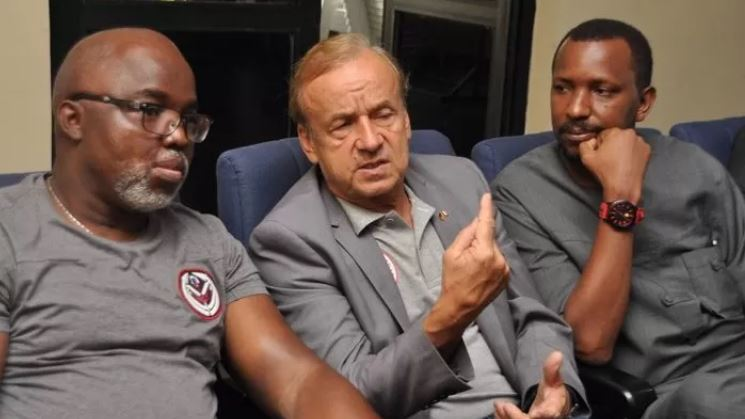 Gernot Rohr confirms contract talks with NFF - TVC News Nigeria