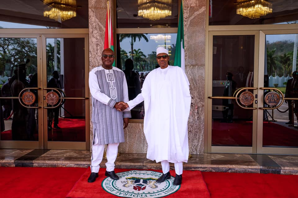 Image result for Buhari Tells Neighbouring Countries That Closed Borders Will Remain Closed