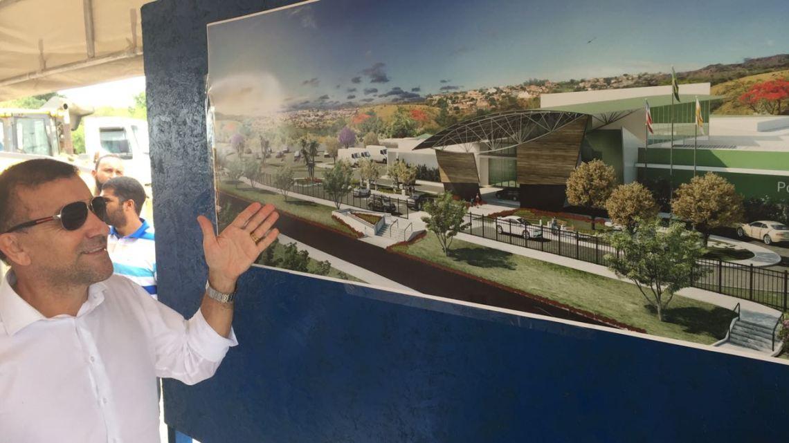 A instalação da Policlínica em Santo Antônio de Jesus beneficiará população de Conceição da Feira, diz prefeito Pompílio