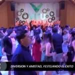 Los empleados de la empresa Virú celebra su mes de confraternidad