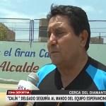 Carlos Delgado seguiría al mando del equipo esperancino
