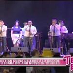 Local: Cristhian Cueva celebro la llegada del nuevo año en Trujillo