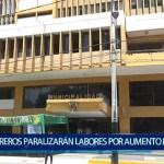 Piura: Obreros municipales paralizarán labores por aumento de sueldos