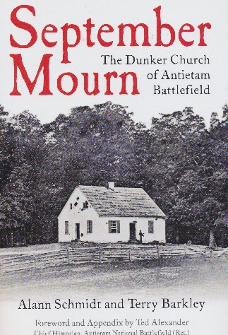 September Mourn: The Dunker Church of Antietam