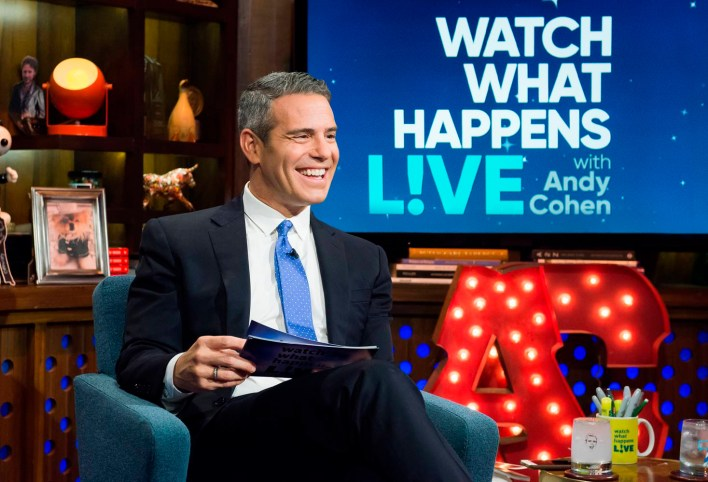 Andy Cohen, Bravo, Watch What Happens Live, WWHL, Bravo talk show, Porsha Williams, Kate Chastain, Gizelle Bryant, Hannah Berner, Bravo's Chat Room, Bravo Chat Room