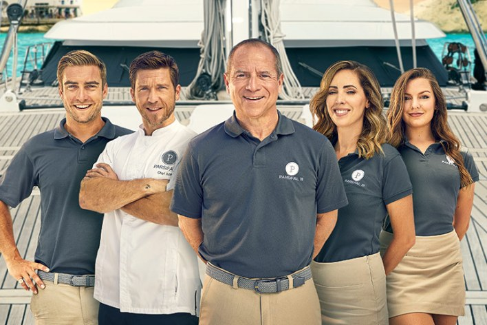 Jenna MacGillivray, Adam Glick, Below Deck, Below Deck Mediterranean, Below Deck Sailing Yacht, Bravo