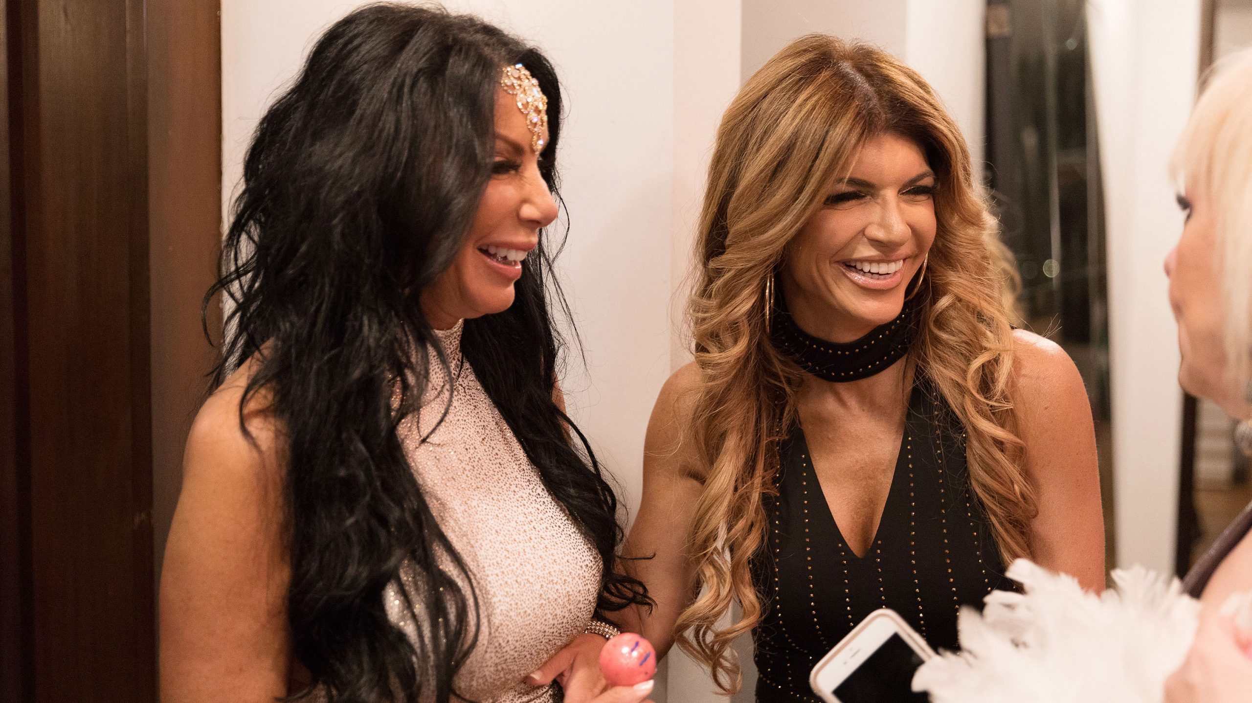 Danielle Staub, Teresa Giudice, The Real Housewives of New Jersey, RHONJ, Bravo