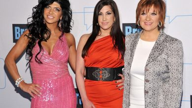 Teresa Giudice, Jacqueline Laurita, Caroline Manzo, The Real Housewives of New Jersey, RHONJ