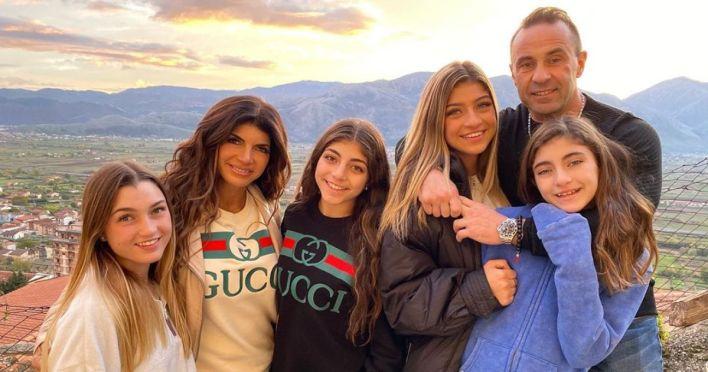 Teresa Giudice, Joe Giudice, The Real Housewives of New Jersey, RHONJ, Bravo