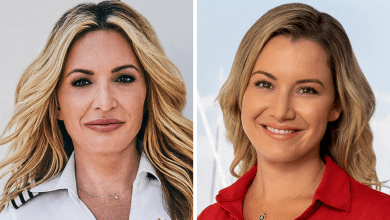 Below Deck, Below Deck Med, Below Deck Mediterranean, Kate Chastain, Hannah Ferrier