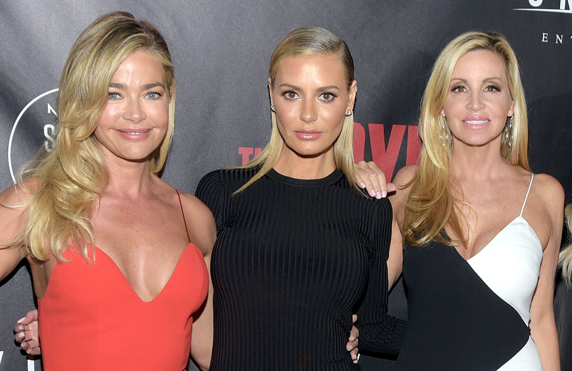 Denise Richards, Dorit Kemsley, Camille Grammer, The Real Housewives of Beverly Hills, RHOBH, Bravo