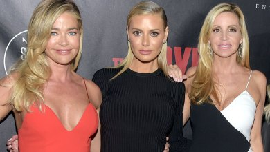 Photo of RHOBH Cast Isolating Denise Richards Amid Intense Feud With Brandi Glanville
