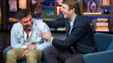 Jax Taylor, Shep Rose, Watch What Happens Live, WWHL, Vanderpump Rules, Southern Charm, Bravo