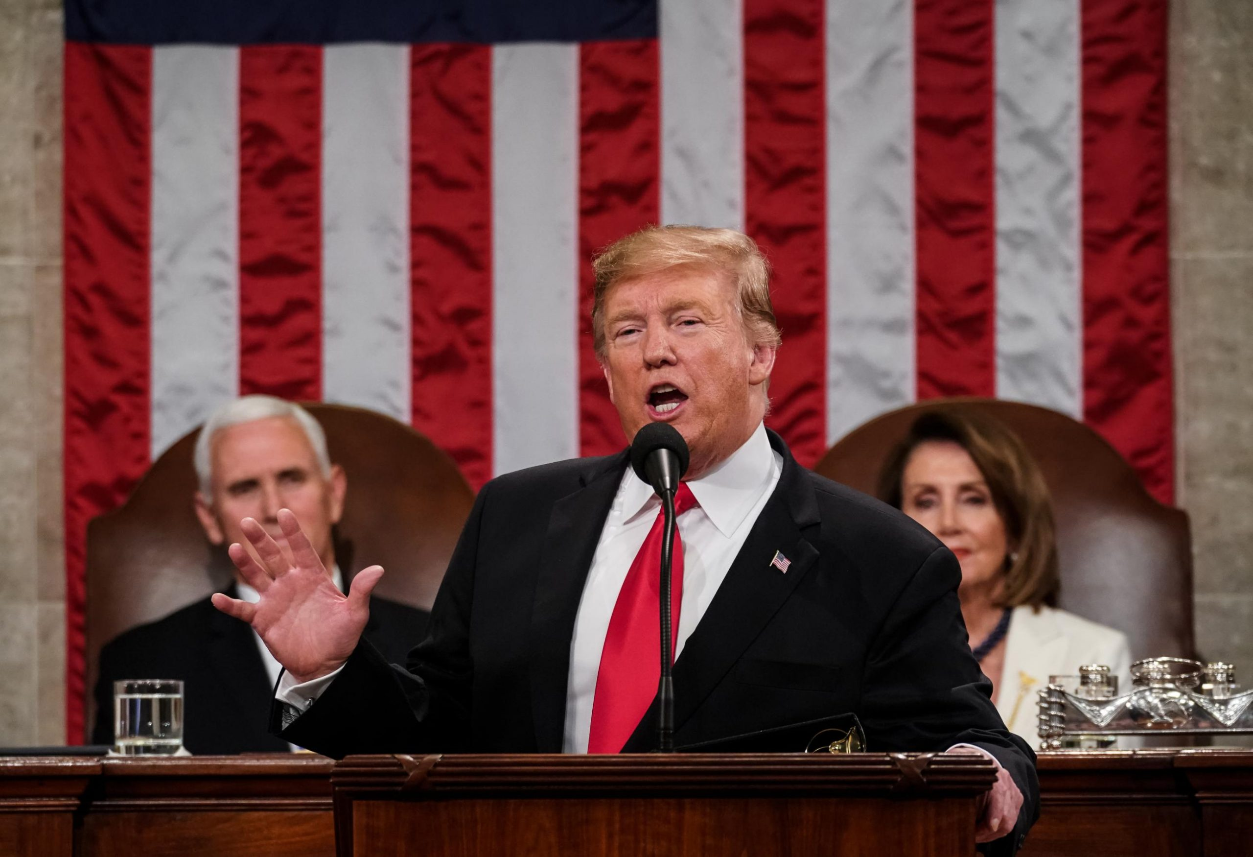 Donald Trump, State of the Union Address, CNN, Reality tv ratings, Vanderpump Rules, Tuesday, February 4, 2020