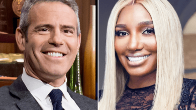 Andy Cohen, Nene Leakes, Kenya Moore, The Real Housewives of Atlanta, RHOA
